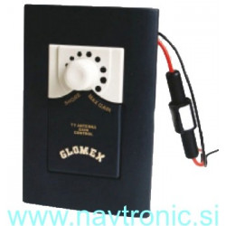 GLOMEX LINE AMPLIFIER WITH GAIN V50023/89